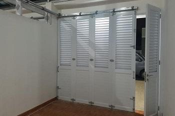 pintu garasi alumunium