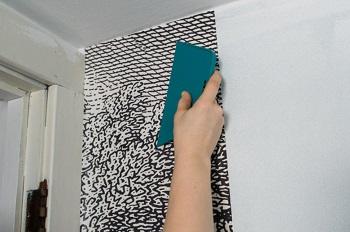 jasa pemasangan wallpaper murah