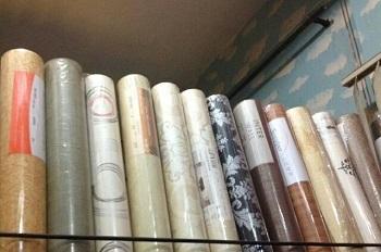 wallpaper sidoarjo murah
