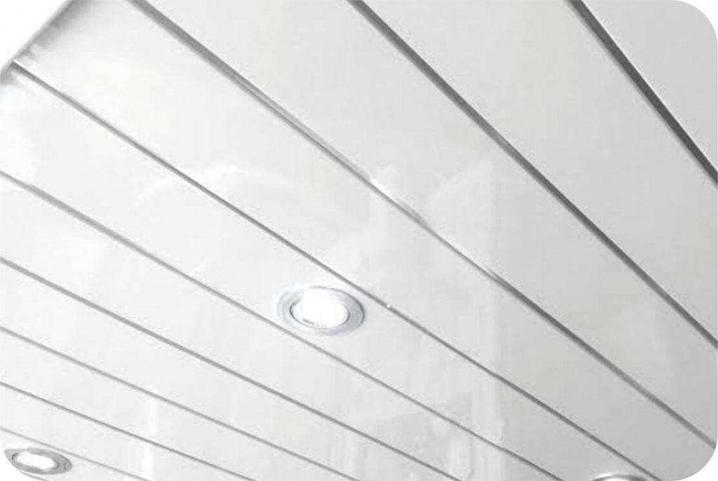 plafon fiber flat