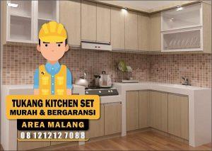 34. TUKANG KITCHEN SET