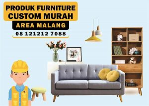 41. TUKANG PRODUK FURNITURE CUSTOM